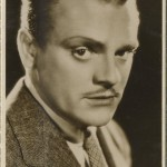 James Cagney 1930s Picturegoer Postcard