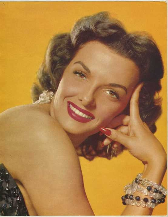 Jane Russell 1955 Skye Publications Premium
