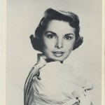 Janet Leigh 1954 Star Pictures Premium Photo
