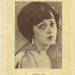 Barbara La Marr 1923 MPDA Photo
