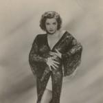 Lili Damita 1930s Picturegoer Postcard