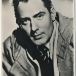 Michael Wilding Real Photo Postcard