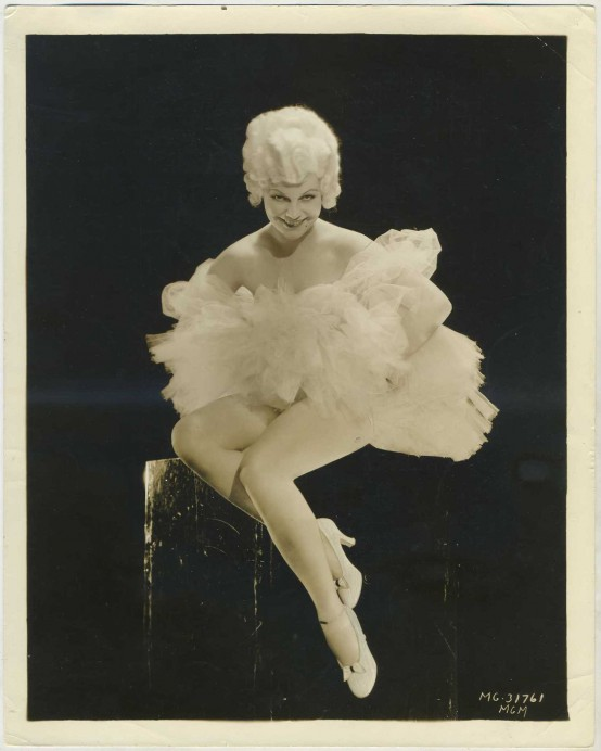 Muriel Evans 1930s Promotional Photo