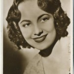 Image: Olivia de Havilland Picturegoer Postcard