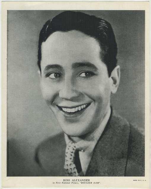 Ross Alexander 1937 R95 premium photo