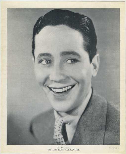 Ross Alexander 1936 R95 premium photo