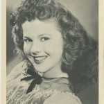Shirley Temple 1946 Motion Picture Magazine Premium
