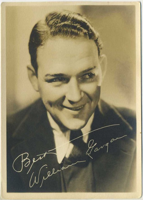 William Gargan 1930s Fan Photo