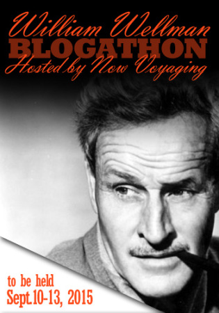 William Wellman Blogathon banner