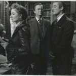 Greer Garson, Robert Young and Errol Flynn in That Forsyte Woman