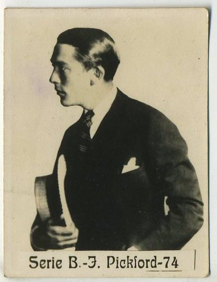 Jack Pickford 1926 Abel Hermanos Series B