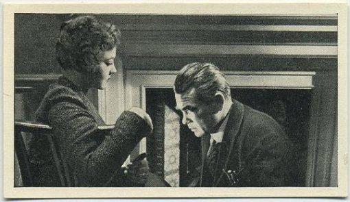 Sylvia Sidney and Oskar Homolka 1940 Max