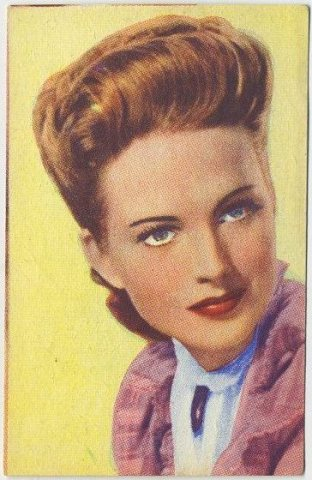 Coleen Gray 1951 Artisti del Cinema