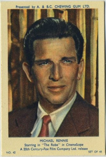Michael Rennie 1953 ABC