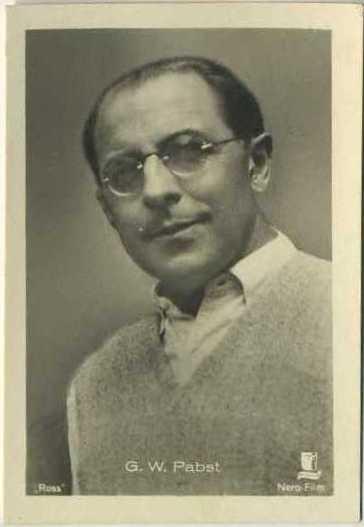 GW Pabst 1930s A Batschari