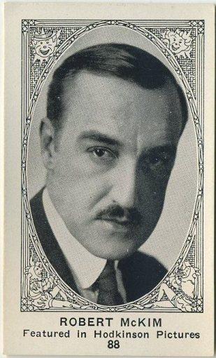 Robert McKim American Caramel Card