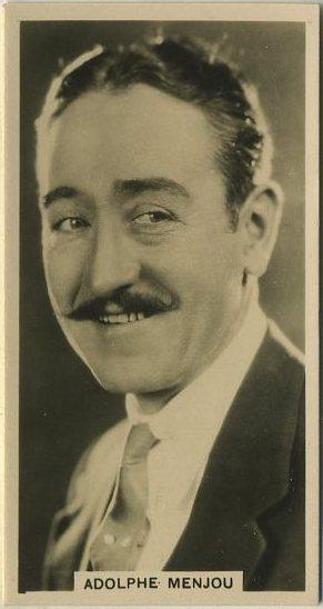 adolphe-menjou-1929-carreras-para