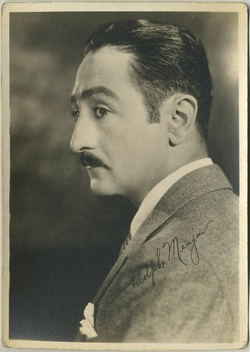 Adolphe Menjou Fan Photo