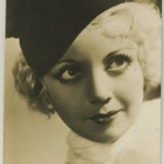 Alice White Film Weekly Postcard