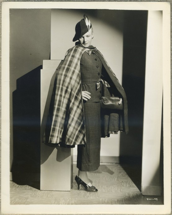 Ann Harding 1935 Fashion Still Photo