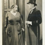 Greta Meyer and Edward Everett Horton in Biography of a Bachelor Girl