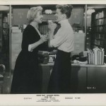 Joan Blondell and Katharine Hepburn in Desk Set