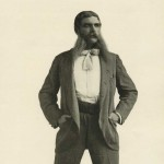 Burr McIntosh as Taffy 1905 photo