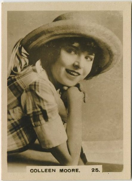 Colleen Moore 1932 RJ Hill Famous Cinema Celebrities