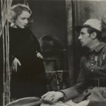 Marlene Dietrich and Gary Cooper Picturegoer Postcard