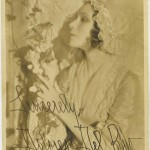 Dolores Del Rio 1920s Fan Photo