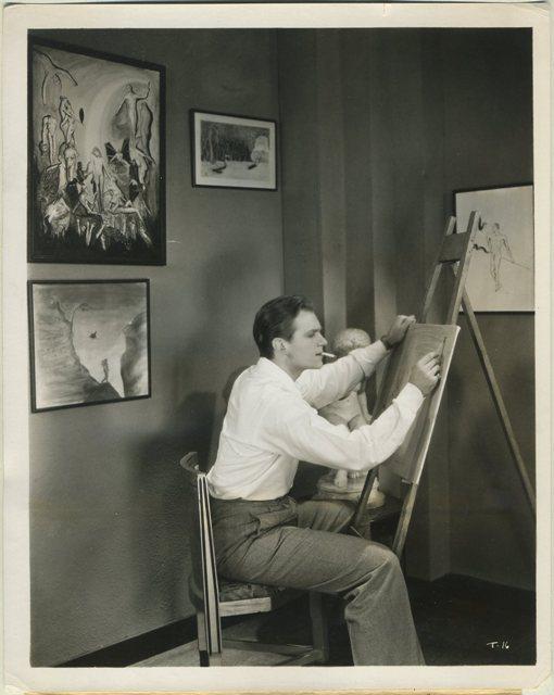 Douglas Fairbanks Jr 1930s WB Promotional Photo