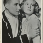 Kent Douglass and Mae Clarke Film Partners Postcard