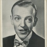 Fred Astaire 1936 R95 Linen Textured Photo