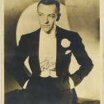 Fred Astaire 1930s Fan Photo