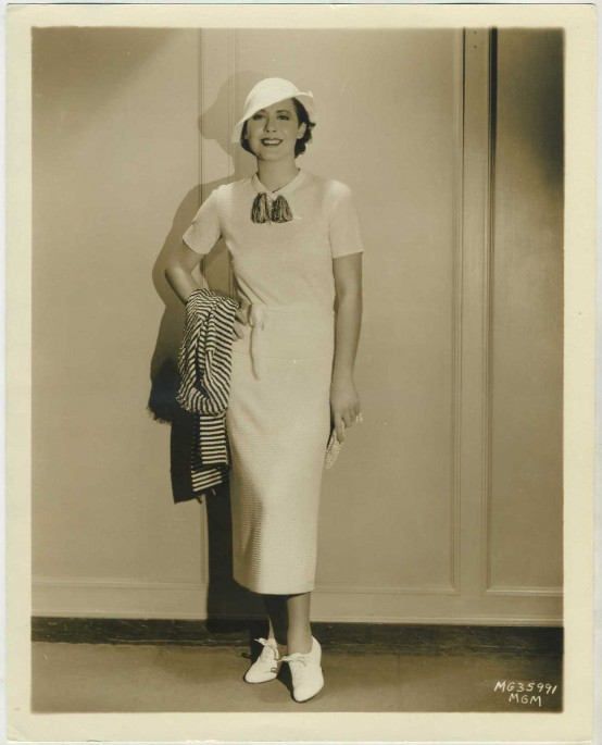 Mae Clarke 1930s MGM Promotional Photo