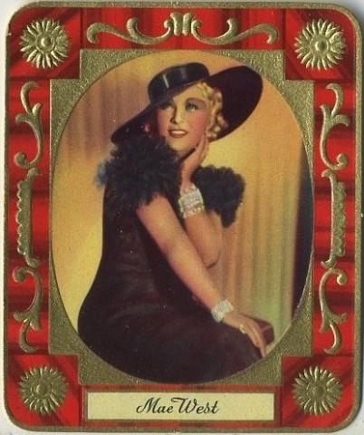 Mae West 1930s Garbaty