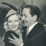 Virginia Bruce and Fredric March in There Goes My Heart