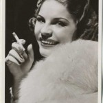 Martha Raye Picturegoer Postcard