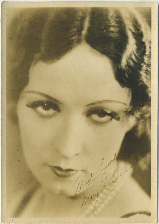 Mary Duncan 1930s Fan Photo