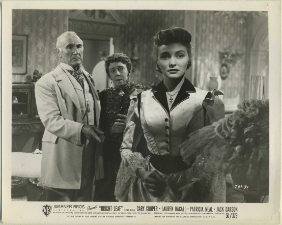Donald Crisp Elizabeth Patterson and Patricia Neal