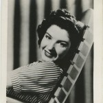 Peggy Ryan 1940s Promotional Portrait