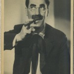 Groucho Marx R96 Trading Card