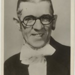 Robert Woolsey Picturegoer Postcard