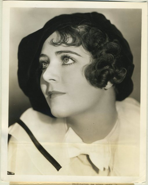Ruby Keeler 1930s Promotional Photo