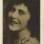 Ruth Roland Water Color Premium Photo
