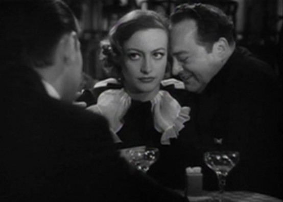 Joan Crawford and Edward Arnold in Sadie McKee