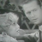 Gloria Stuart and James Dunn