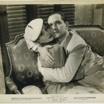 Fredric March and Ann Sothern in Trade Winds