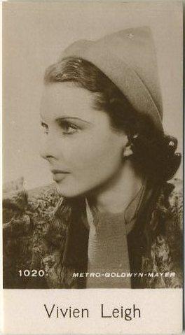 Vivien Leigh 1940 De Beukelaer