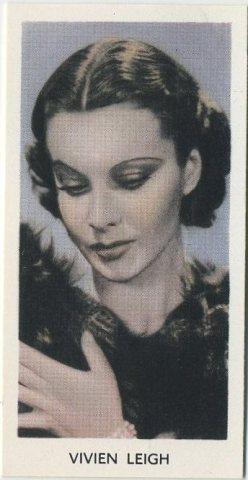 Vivien Leigh 1939 Abdulla Cinema Stars